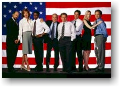"""West Wing"" cast"