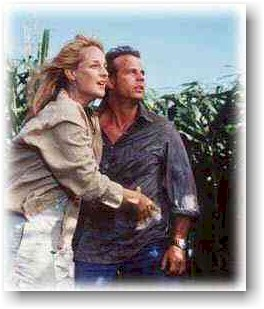 Twister's Helen Hunt & Bill Paxton